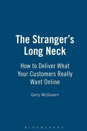 The Stranger's Long Neck de Gerry McGovern