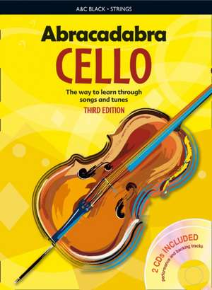 Abracadabra Cello (Pupil's book + 2 CDs)