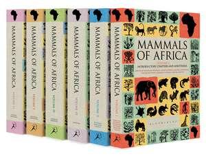 Mammals of Africa imagine