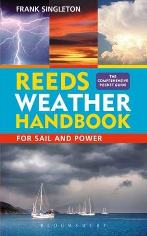 Reeds Weather Handbook imagine