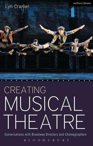 Creating Musical Theatre imagine