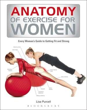 Anatomy of Exercise for Women imagine