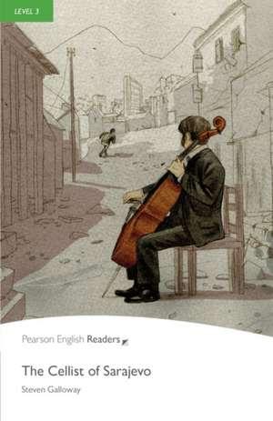 Level 3: The Cellist of Sarajevo de Annette Keen