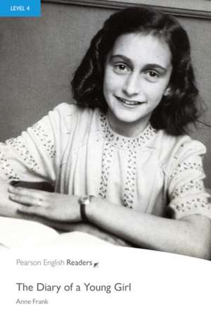 PLPR4:Diary of a Young Girl, The & MP3 Pack de Anne Frank