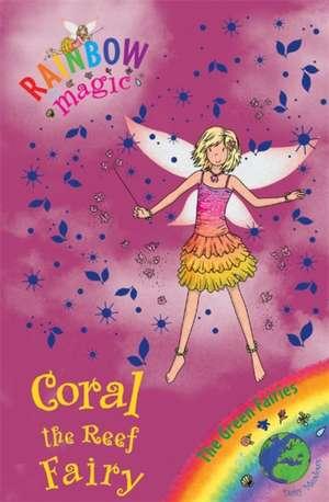 Coral the Reef Fairy de Daisy Meadows