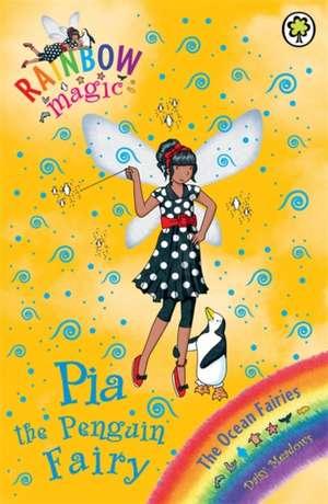 Pia the Penguin Fairy de Daisy Meadows
