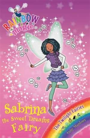 Rainbow Magic: Sabrina the Sweet Dreams Fairy de Daisy Meadows