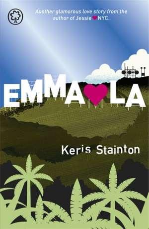 Emma hearts LA