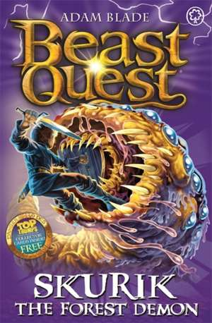 Beast Quest: Skurik the Forest Demon de Adam Blade