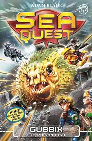 Sea Quest: Gubbix the Poison Fish