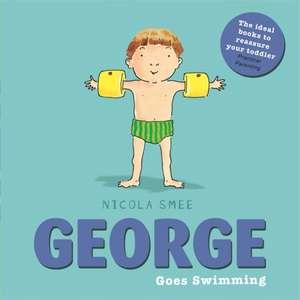 George Goes Swimming
