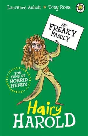 Hairy Harold