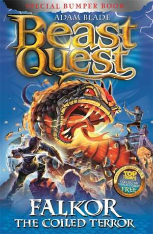Beast Quest: Special 18: Falkor the Coiled Terror de Adam Blade