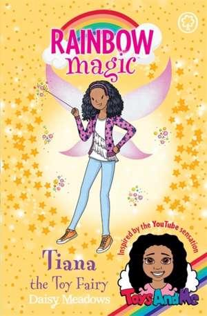 Tiana the Toy Fairy