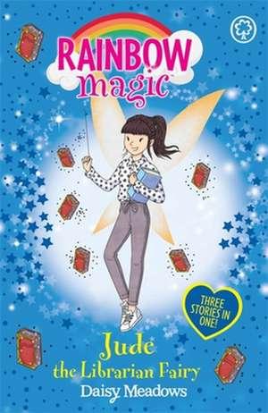 Rainbow Magic: Jude the Librarian Fairy de Daisy Meadows