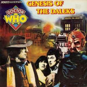 Nation, T: Doctor Who: Genesis Of The Daleks imagine