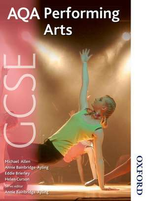 AQA GCSE Performing Arts