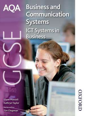 AQA GCSE Business & Communication Systems ICT Systems in Business