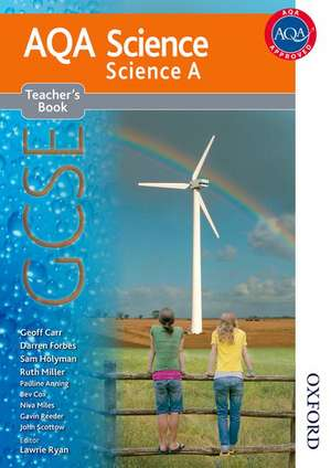 AQA Science GCSE Science A Teacher's Book