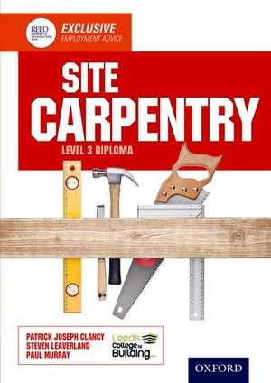 Site Carpentry Level 3 Diploma de Leeds College of Building