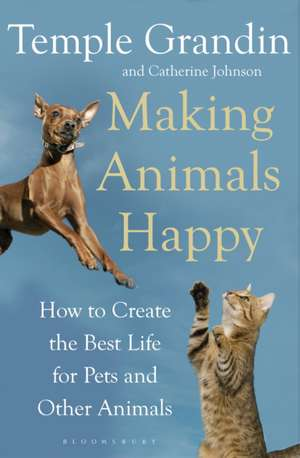 Making Animals Happy