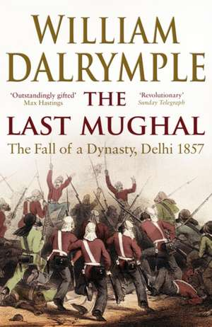 The Last Mughal