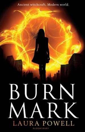 Burn Mark de Laura Powell