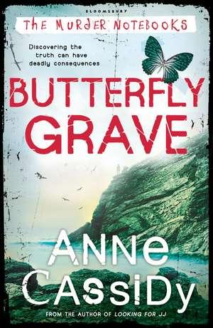 Butterfly Grave de Anne Cassidy
