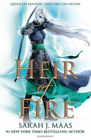 Heir of Fire de Sarah J. Maas