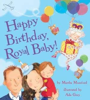 Happy Birthday, Royal Baby!