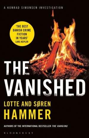The Vanished de Lotte Hammer