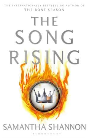 The Song Rising de Samantha Shannon