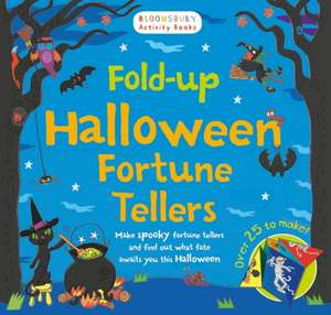 Fold-up Halloween Fortune Tellers
