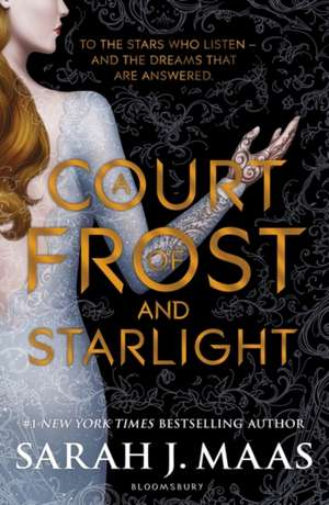 A Court of Frost and Starlight de Sarah J. Maas