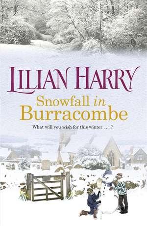 Snowfall in Burracombe de Lilian Harry