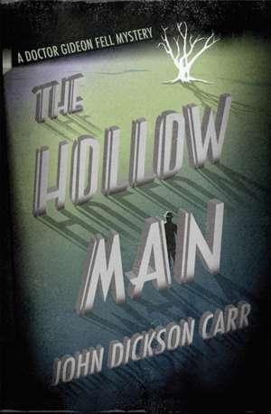 The Hollow Man de John Dickson Carr