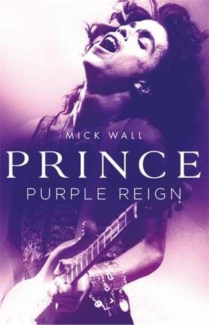 Prince de Mick Wall