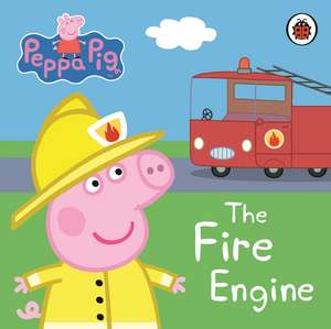 Peppa Pig: The Fire Engine: My First Storybook de Peppa Pig