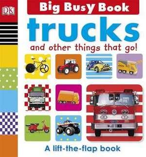 Big Busy Book Trucks