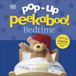Pop-up Peekaboo! Bedtime