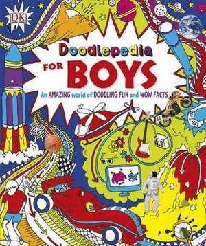 Doodlepedia For Boys
