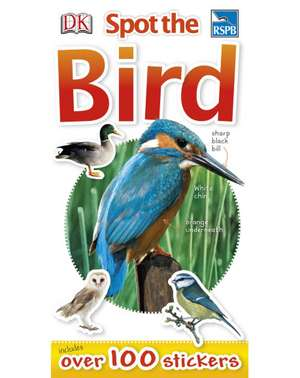 RSPB Spot The Bird
