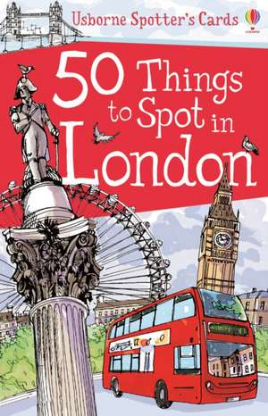 50 Things to Spot in London. Activity Cards