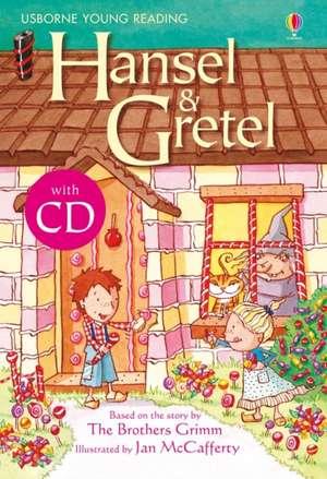 Hansel and Gretel. Book + CD