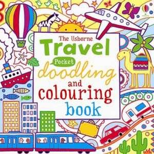 Pocket Doodling and Colouring - Travel imagine
