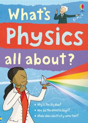 What's Physics All About? imagine