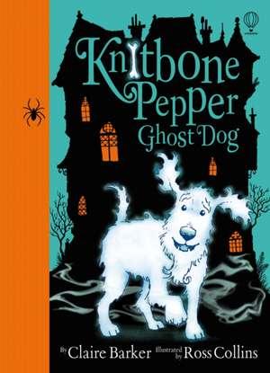 Knitbone Pepper 01. Ghost Dog