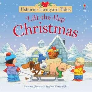 Farmyard Tales Lift the Flap Christmas