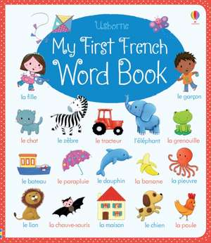 My First French Word Book imagine