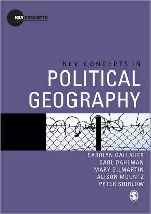 Key Concepts in Political Geography imagine
